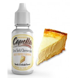 CAP - New York Cheesecake Flavor