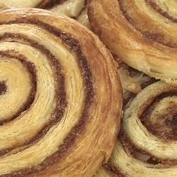 Cinnamon Danish - tpa -