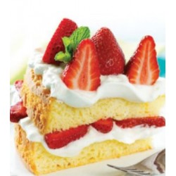 Strawberry shortcake - fw-