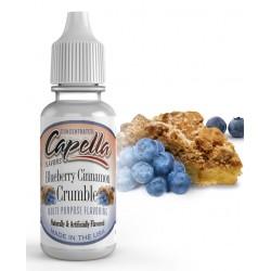 CAP - Blueberry Cinnamon Crumble