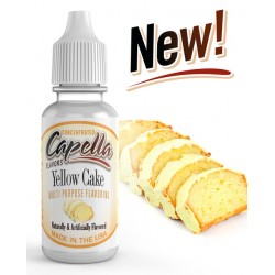 Yellow Cake - capella-