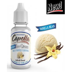 CAP - Vanilla bean ice cream