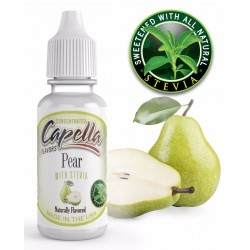 CAP - Pear with Stevia