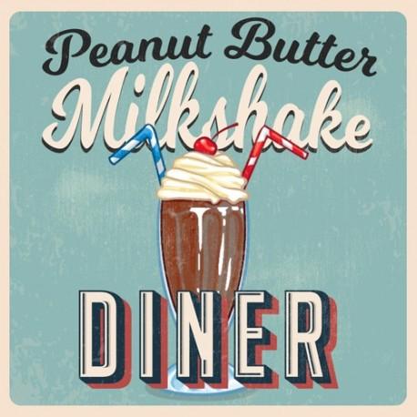Developed - Peanut Butter Milkshake