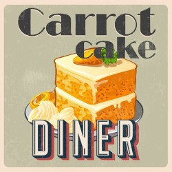 Developed - Carrot Cake