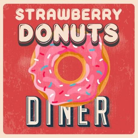 Developed - Strawberry Donut
