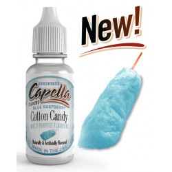 CAP - Blue Raspberry Cotton Candy Flavor