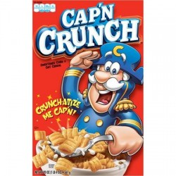Captain Cereal - Tpa -