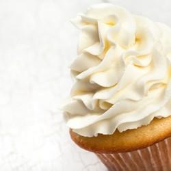 TPA - Vanilla cupcake