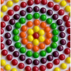 FW - Rainbow candy
