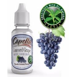 CAP - Concord Grape With Stevia